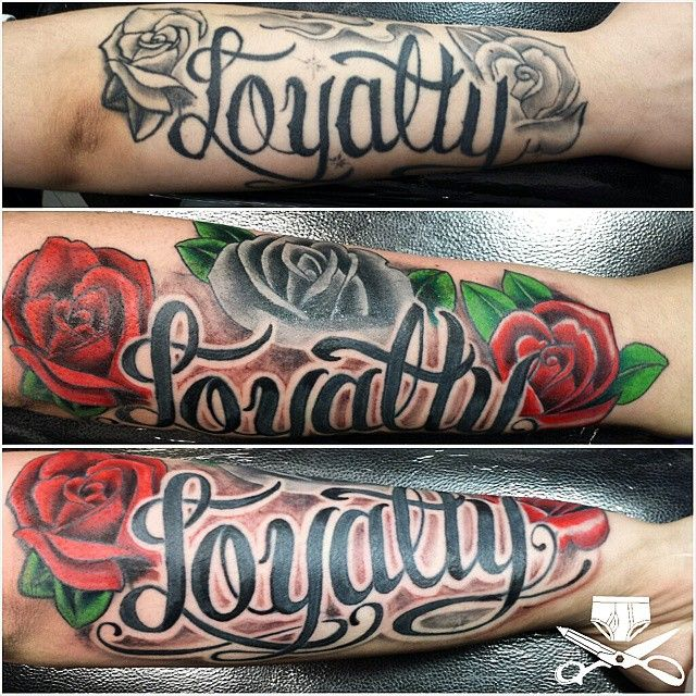 Tattoo Quotes With Roses: 25+ Best Ideas About Loyalty Tattoo On Pinterest