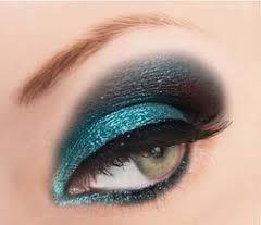 Glitter eye makeup tips