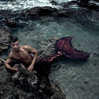 What would you pay to spend a day warm on the sand? | 24 Real-Life Mermen That Will Make You Wet All Over