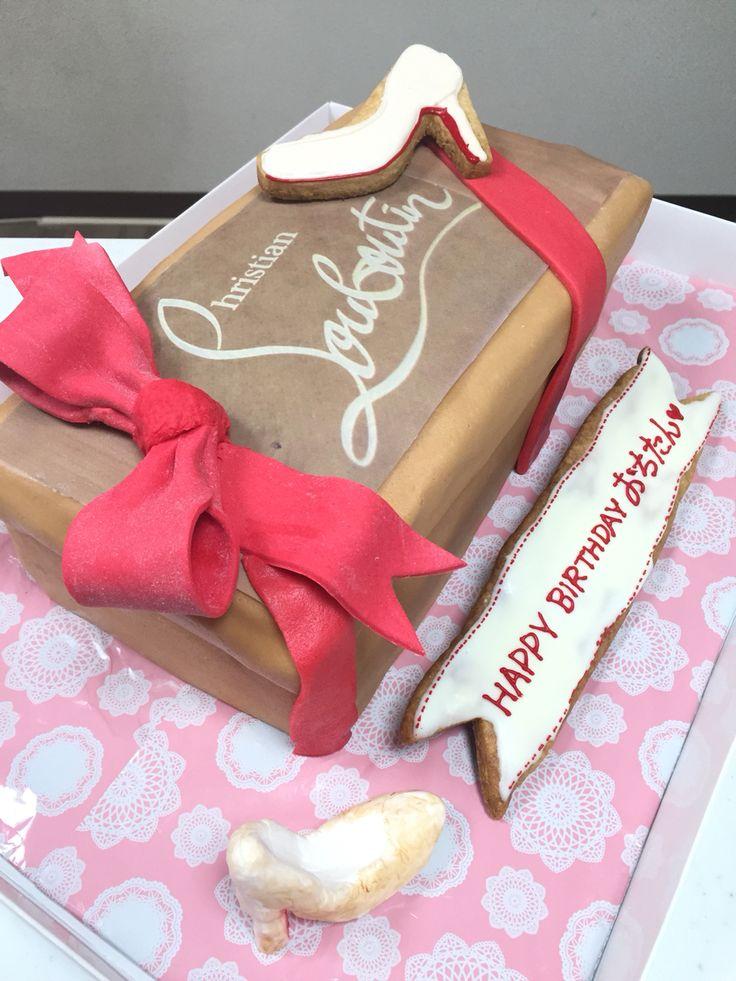 ルブタンのケーキ
