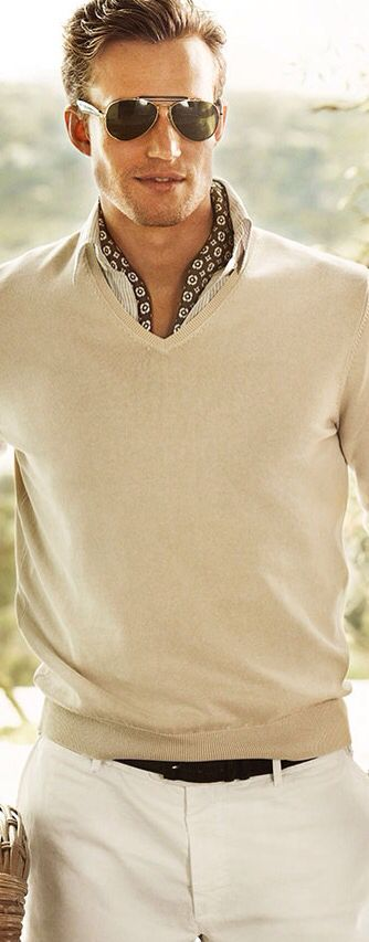 Summer Neutrals for men