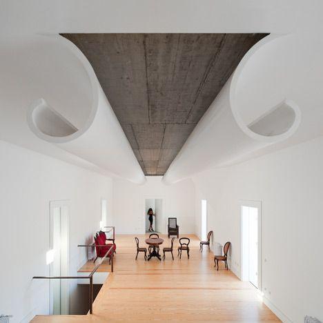 House in Oporto by Alvaro Leite Siza (son of Siza) | © Fernando Guerra, FG+SG Architectural Photography. Foto 3