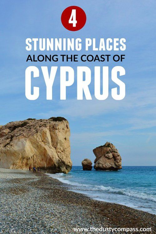 4 Stunning Places along the Coast of Cyprus (and Why I Liked Them So Much) - The Dusty Compass