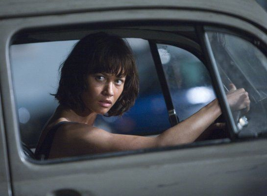 Titel: James Bond 007 - Ein Quantum Trost  Namen: Olga Kurylenko  Rollen: Camille Montes