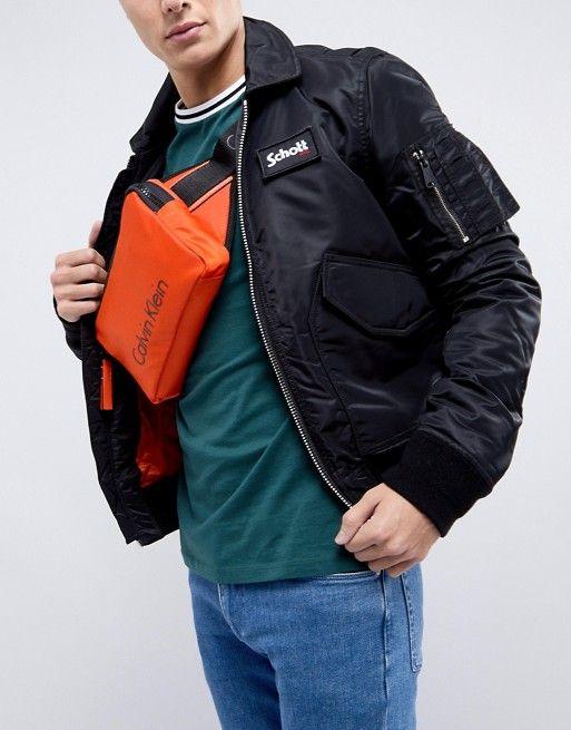 e07584d6f120 Calvin Klein Blithe Fanny Pack in Orange