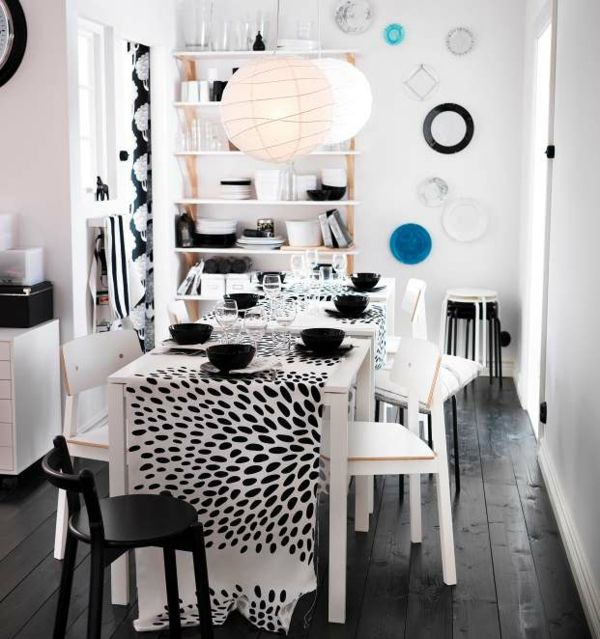 Ikea Katalog 2013 Esstisch Accessoires · White Dining RoomsIkea ...