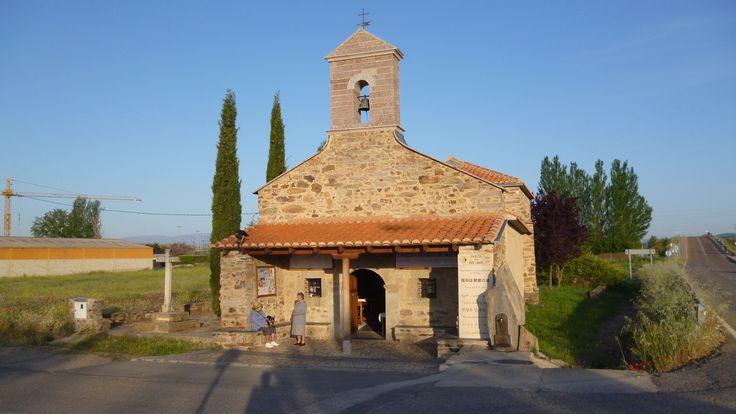 Ermita del Ecce Homo, Valdeviejas, León, Camino de Santiago