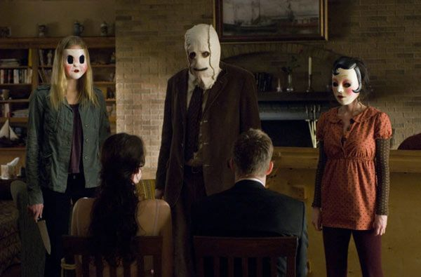the strangers dall masks | The Strangers' at Hollywood Horror Nights at Universal -