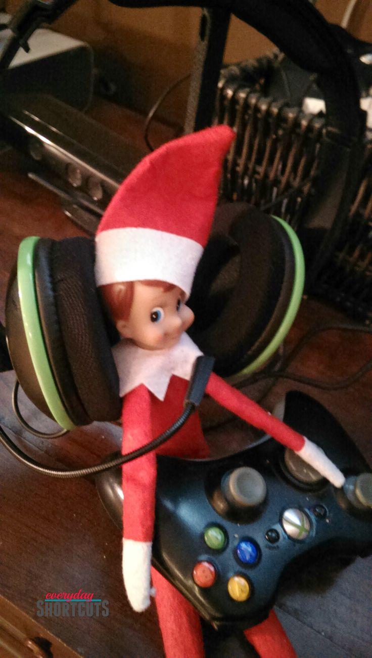 15 Easy Elf on the Shelf Ideas - Everyday Shortcuts