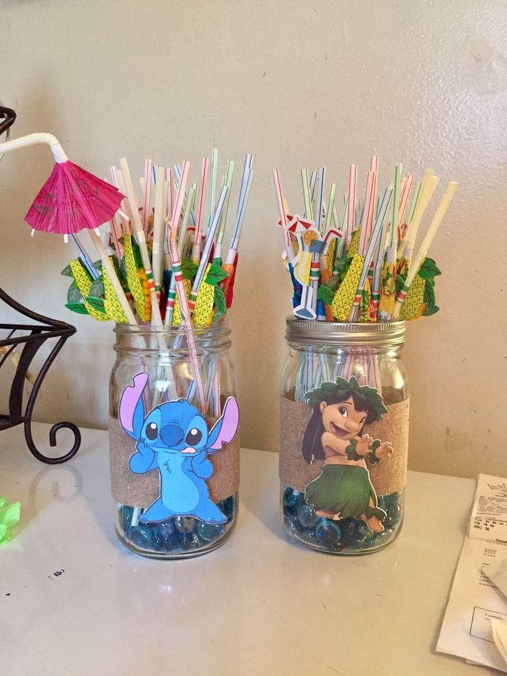 Luau/Lilo and Stitch party
