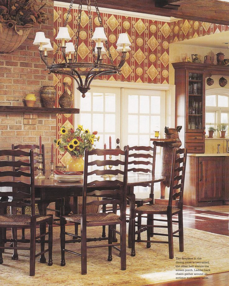 Maryland Home Tom Pat Schaffran Published Country French Decorating By Better Homes Gardens