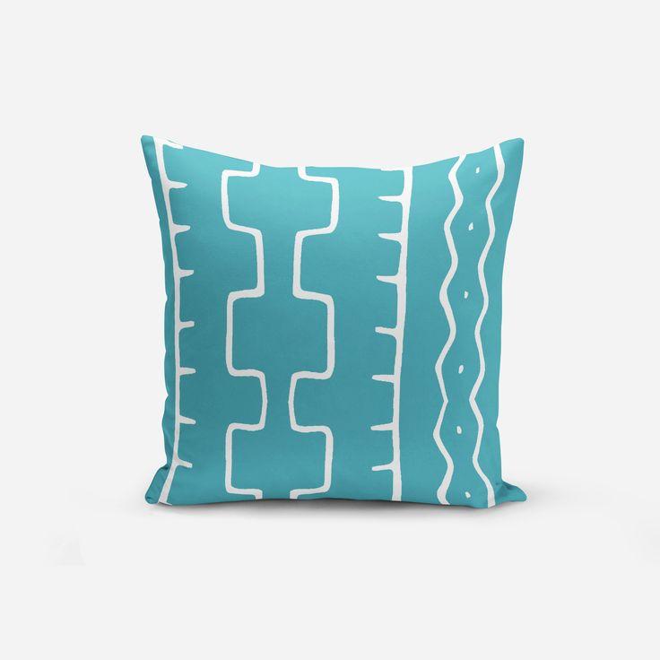 Best 25 turquoise throw pillows ideas on pinterest bird for Turquoise throw pillows for couch