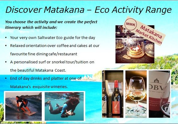 Discover Matakana Full Day Tour