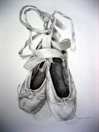 Another ballet shoe tattoo that I want