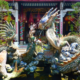 Pagoda Dragons