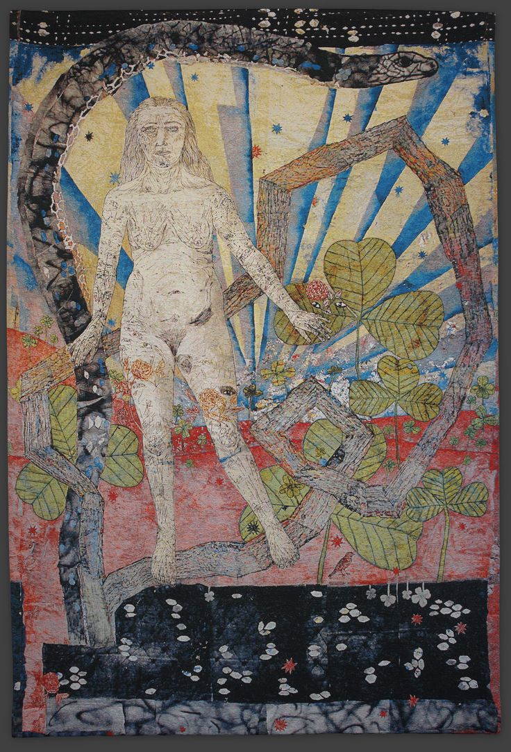 """""""earth"""" tapestry by kiki smith edition of 10 magnolia editions"""
