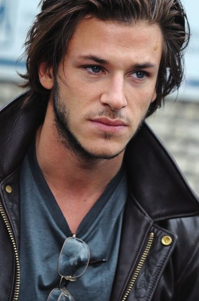 Gaspard Ulliel. He's French and I want him to speak French to me. Side note: he's a French actor. I have the sudden urge to take up French again and watch all the movies this man is in. GET IN MY CAR.