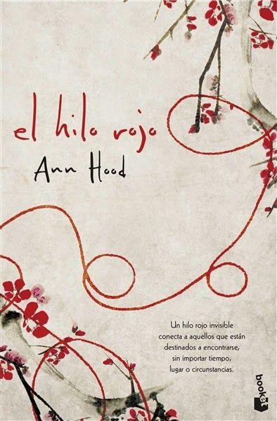 Suddenly Cin!: El hilo Rojo - The red Thread - Ann Hood , un antes y después del libro. #libros #recomendación #maternidad