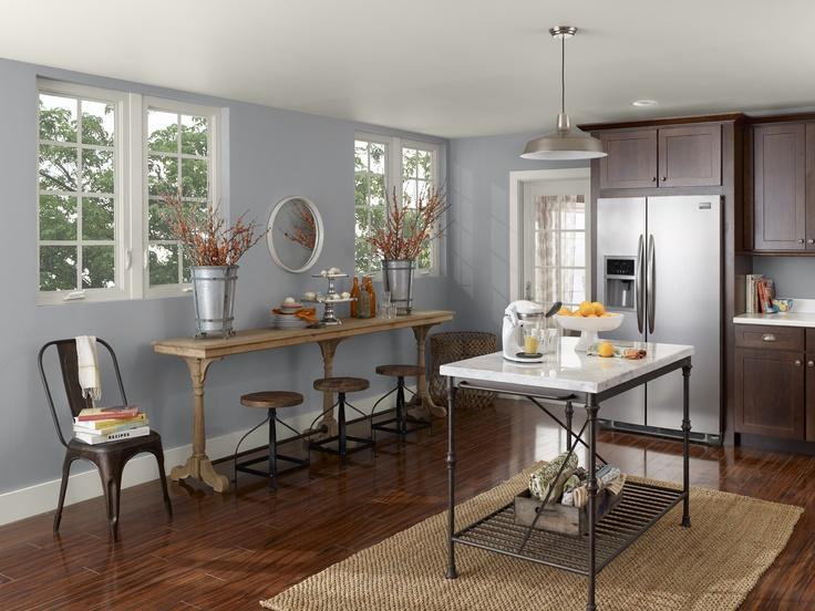 136 best Kitchens & Dining Room Color Inspiration images on ...