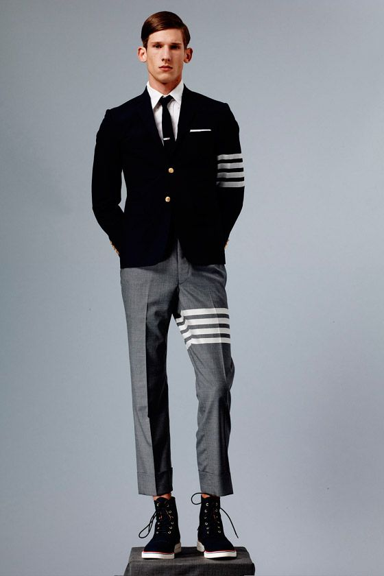 THOM BROWNE : 2015 S/S COLLECTION | Chasseur Magazine
