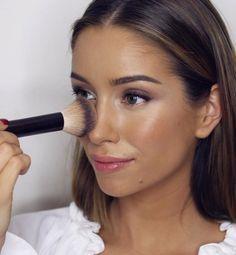 Le sun stripping pour un teint bronzé, même en hiver ! Maquillage conseils beauté astuces