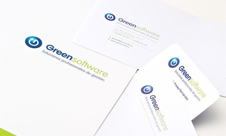 Imagen corporativa Green Software