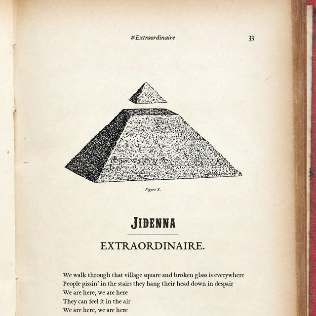 """""""Extraordinaire"""" by Jidenna is my 2016 theme song"""