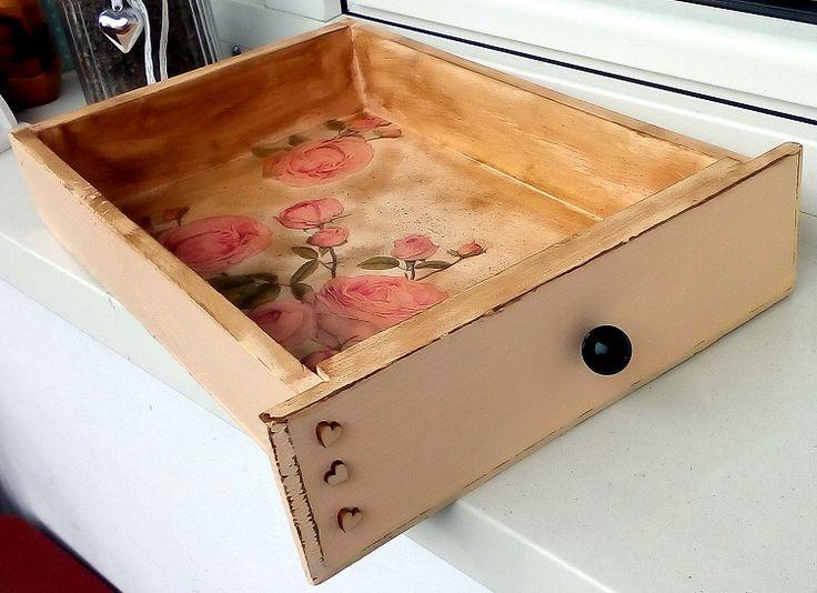 stara szuflada po metamorfozie