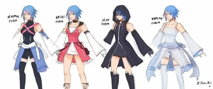 I prefer the Xion one. I think it would actually look great