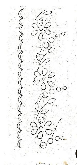 Vintage French cutwork | Flickr - Photo Sharing!