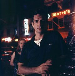 Kerouac Unbound | Vanity Fair. Jack Kerouac and Joyce Johnson in New York City in the late 1950s, during the affair she would write about in her 1983 memoir, Minor Characters. Jerome Yulsman/Globe Photos, Inc.