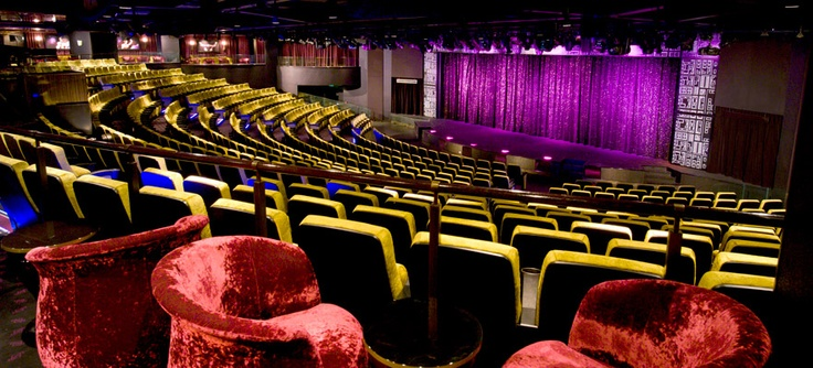Kick back and enjoy a Blue Man show or watch the Legends in concert at the Epic Theatre! Just one of the many delights on board. www.NCL.com