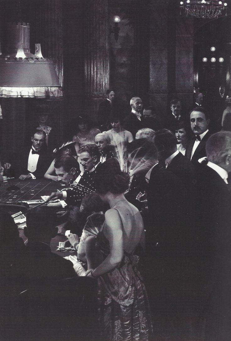 Casino de Monte-Carlo, années 1920