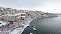Kozani on Line  : Καστοριά:Πανέμορφη και χιονισμένη (εικόνες-βίντεο)...
