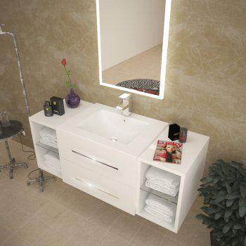 bathroom vanity units sink units uk at bathroom city remodels rh pinterest cl