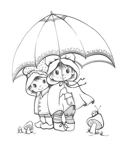 122 best Cute Coloring Pages ✐ Easy ✐ images on Pinterest ...