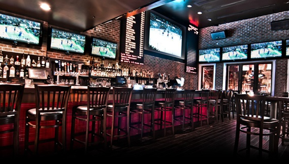 8 Sports Bars with Decent Food