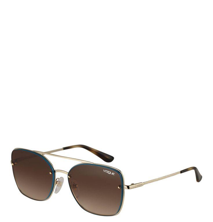 """Sunglasses """"VO4112S 848/13"""", filter category 3, double bridge, pilot-style  #Sunglasses #Sonnenbrille"""