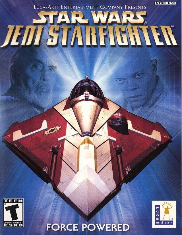 Star Wars: Jedi Starfighter      Full cinematic cutscene movie fromStar Wars: Jedi Starfighter, avideo game sequel to Star Wars: Starfighter It takes place prior to and during the events of Star Wars: Episode II Attack of the Clones, ten years after the events of the first game. It also served to introduce many elements from the film prior to its release…