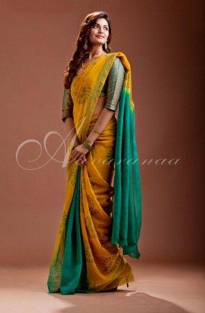 buy net crepe sarees online