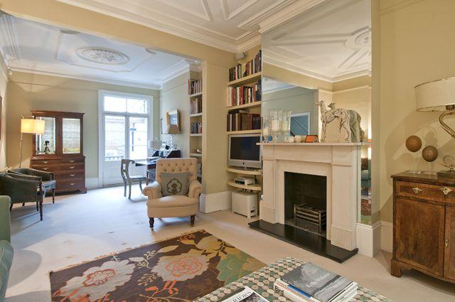 London House Sitting Room