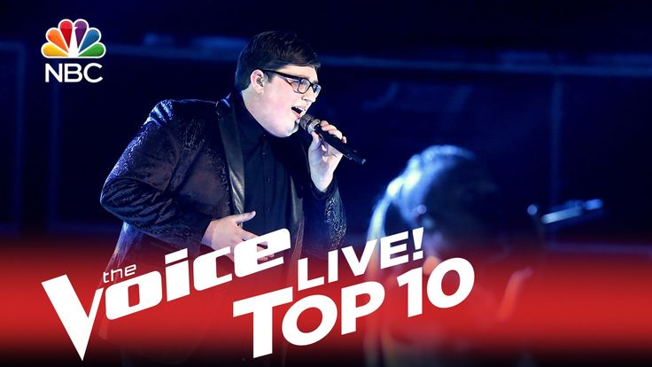 "The Voice 2015 Jordan Smith - Top 10: ""Hallelujah"" - Beautiful!"