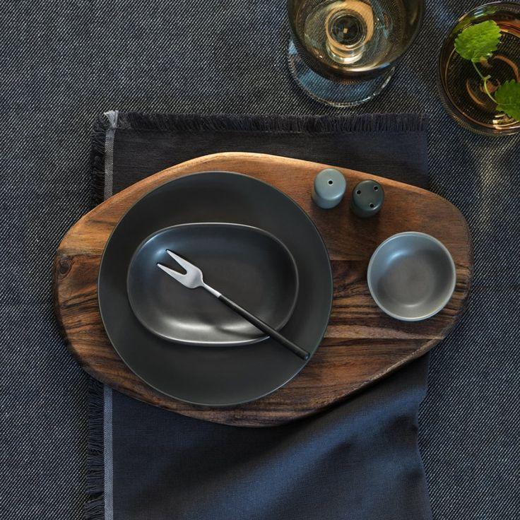 SITTNING collectie   #IKEA #IKEAnl #acacaihout #marmer #porselein #servies