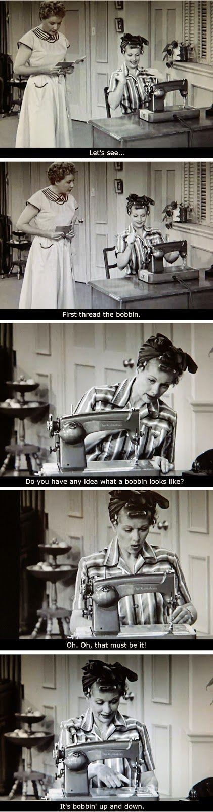 BuzzinBumble: Vintage Sewing & Fun