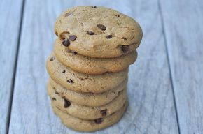 Organic Nut-Free Paleo Chocolate Chip Cookies Using TigerNut Flour. Gluten-free, Dairy-free and nut-free!