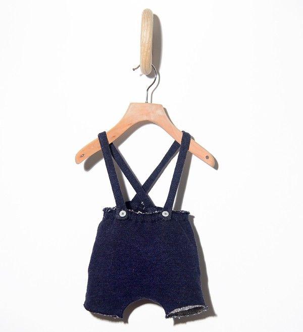 Woopeye abbigliamento per bambini, Neonato babe&tess  blue sweatpants #babeandtess  http://www.woopeye.com/shop-1224-cappotto-reversibile-in-cotone-jacquard.html