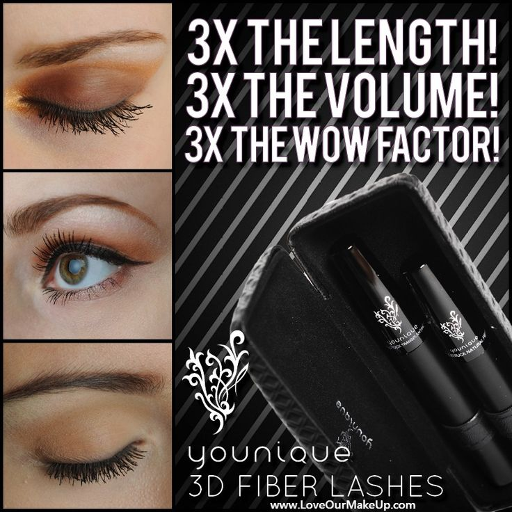 younique 3d fiber lash mascara no need for false. Black Bedroom Furniture Sets. Home Design Ideas