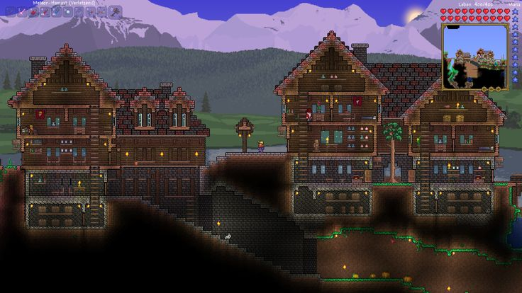 Img terarria pinterest tyxgb76aj this posts for Terraria house designs