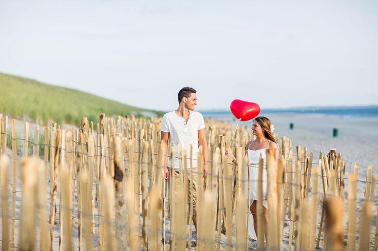 Love Shoot at the beach, Holland, Amsterdam, Pre-wedding shoot, Engagement, strand, fotoshoot