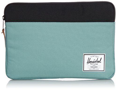 best - Herschel Supply Co. Anchor Sleeve for 13 Inch Macbook, Seafoam/Black, One Size Herschel Supply Co. http://www.amazon.com/dp/B00G2GBVD6/ref=cm_sw_r_pi_dp_nzvOtb0T04PY5EST